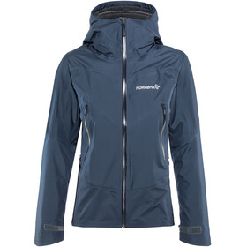 Norrøna W's Falketind Gore-Tex Jacket Indigo Night